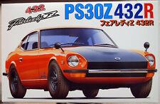 Fujimi 034775 1969 Datsun 240 Z Nissan Fairlady P30 Z432R JDM 1:24 Bausatz