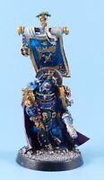 Ultramarines Captain Sicarius - Painted - Ultramarines - Warhammer 40k # 4F94