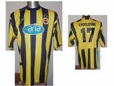 Rare - 2003-04 Fenerbahce v. Hooijdonk #17 Home Football Shirt Jersey size M