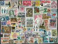 Italy stamps collection 500 all different mint & used