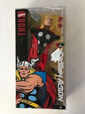 "CAPTAIN ACTION MARVEL COMICS THOR VARIANT NO BEARD 12"" COSTUME & ACCESSORIES"