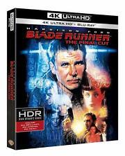 BLADE RUNNER - THE FINAL CUT (4K ULTRA HD + BLU-RAY) ITALIANO, NUOVO