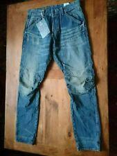 G-Star 5620 3D Tapered Elwood 3D W32/L34 Jeans Hose Raw NEU