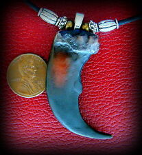 Unique Bear Claw replica Necklace Pendant - Indian style Jewelry