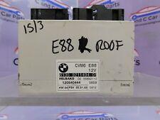 BMW 1 Series Convertible Roof Module Control ECU E88 9211494 15/3