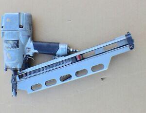 "Hitachi NR83A2 3-1/4"" Round Head Strip Framing Nailer"