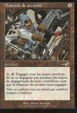 MTG Magic - Némésis - Manette de sécurité - Rare VF