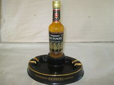 Vintage Seagram's 100 Pipers Scotch Whiskey Ashtray/Barware