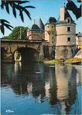 86 - cpsm - CHATELLERAULT - Les tours et le pont Henri IV   (G630)