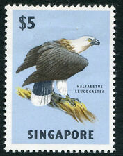 SINGAPORE ~ #69 Very Nice Mint Light Hinged Issue BALD EAGLE WHEAT ~ S5344