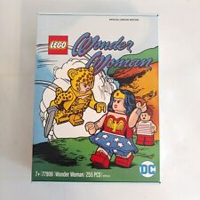 Lego 77906 DC Super Heroes: Wonder Woman Special Limited Edition, New and Sealed