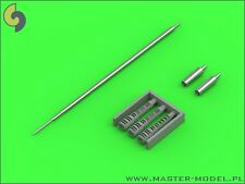 MiG 19 S BARREL TIPS AND PITOT TUBE #48092 1/48 MASTER BRAND NEW