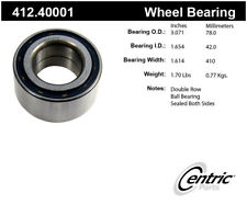 Wheel Bearing-Premium Bearings Front Centric 412.40001