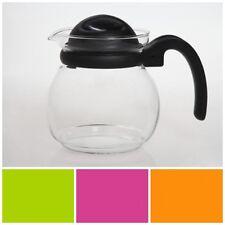 markenlose hitzebest ndige teekannen aus glas ebay. Black Bedroom Furniture Sets. Home Design Ideas