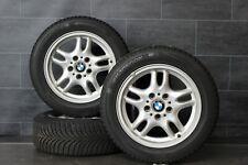 Original BMW 3er e36 e46 z3 Alufelgen 16 Zoll Winterräder 205 55 r16 91H