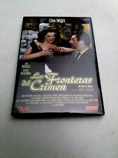 "DVD ""LAS FRONTERAS DEL CRIMEN"" JOHN FARROW JANE RUSSELL ROBERT MITCHUM"