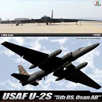 "1/48 USAF U-2S ""5th RS,Osan AB"" ACADEMY Hobby Kit #12307"