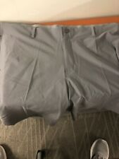 New listing NWT Adidas Ultimate 365 3 stripe Gray Golf Shorts $70 men's size 44