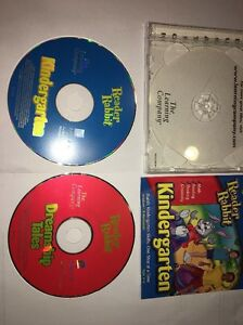 Reader Rabbit Kindergarten  Special 2 CD Edition  FUNtastic Learning