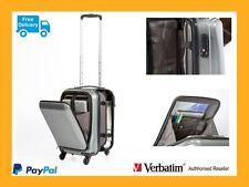 "Verbatim Quality Corporate Luggage Hard shell Bag Milan 13"" Notebook Roller"