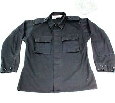 PROPPER Men Soft Shell Jacket Button Up Sz M Cargo Pockets Longsleeve Shirt LSC