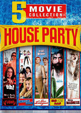 NIP 5 Movie House Party Collection: Fubar Reefer Madness Far Out Man American