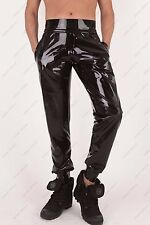 374 Latex Catsuit Rubber Gummi Man Pants Trousers Jeans Jogging customized 0.7mm