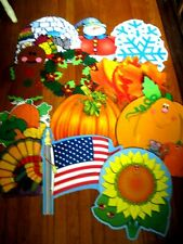Lg Lot Of Bulletin Board Decorations<Gr8 4 Teacher<S.School<Li brary<Etc: Nice