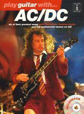 Play Guitar with ... AC/DC Gitarre Noten Tab mit Play-Along CD