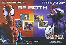"""Ultimate Spider-Man """"October"""" 2005 Magazine 2 Page Advert #4859"""
