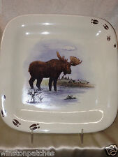 """NEW DEBCO WALL HANGING MOOSE PLATE 8.2"""""""