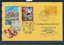 97808) AUA Olympiade So-LP Wien - Athen 13.8.2004, GAU Niederlande + PM