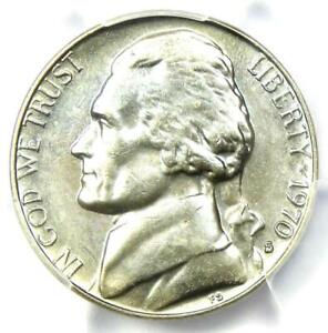 1970-S Jefferson Nickel 5C Coin - PCGS MS66 FS - Top Pop 8/0 - $6,000 Value!
