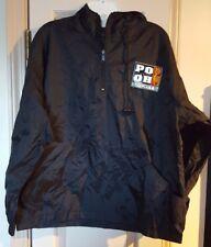 Vintage Winnie The Pooh Pooh Sports Black Jacket Adult Size Medium