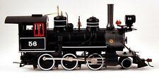 Bachmann On30 Scale Train Steam Loco 2-6-0 Analog  White Pass & Yukon #56 25250
