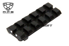 A.P.S. Rear Sight Adapter Rail For ACP601 / Marui G17 G18C Airsoft GBB APS-AC021