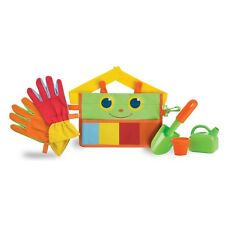 Melissa And Doug Sunny Patch Giddy Garden Tool Belt Set NEW Toys Kids Outdoor