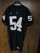 "Notre Dame NCAA Official Game Worn Football Jersey Sz 48 +6"" Length # 54 2007"