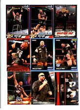 Bubba Bully Ray Dudley Wrestling Lot of 9 Different Trading Cards WWE TNA BR-A1