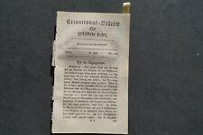 1823 Erinnerungsblätter 27 / Krieg in Spanien /  Backkoaks Bergbau