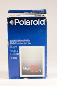 POLAROID Type Polapan 665PN ISO 80 Expired New Old Stock 1 Pack