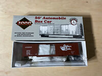 Ho Scale Life-Like Proto 2000 KCS Southern Belle Box Car #20808 New Open Box