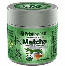 Premium Ceremonial Grade | Organic Japanese Matcha | Green Tea Powder | No Sugar
