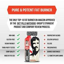 Old School Labs Vintage Burn Thermogenic Fat Burner, 120 unidades