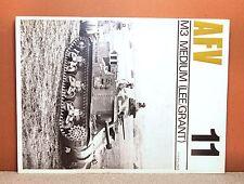 AFV WEAPONS PROFILES # 11 M3 MEDIUM TANK LEE/GRANT