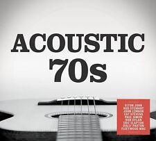 ACOUSTIC 70'S 3 CD ALBUM SET (2017)