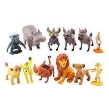 DISNEY Le Roi lion The Lion King Simba PVC LOT DE 12 Figurines Bunga Fuli Ono