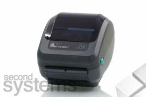 Zebra GK420d Label Printer/Thermal Printer 203dpi - USB/Network