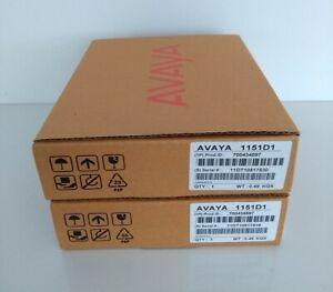 2x AVAYA 1151D1 48V PSU - Product ID: 700434897 Power Supply Unit