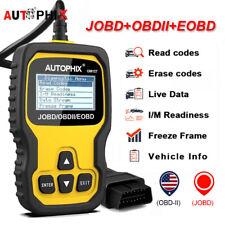 OBD JOBD Scanner Car Engine check Fault Code Reader Diagnostic Tool for Japanese